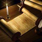 Que se cumpram as escrituras