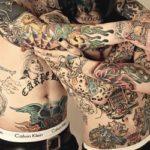 As tatuagens e suas repercussões energéticas