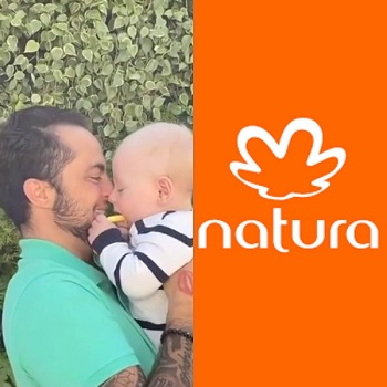O que é ser pai, caso Natura e Thammy